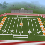 beeville minecraft football field