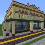 beeville minecraft library